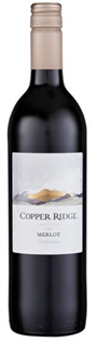Copperidge Merlot 750ml - Case of 12